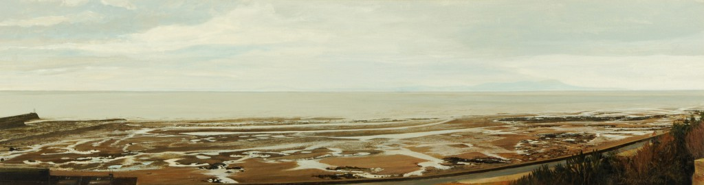 Solway Low Tide at Maryport