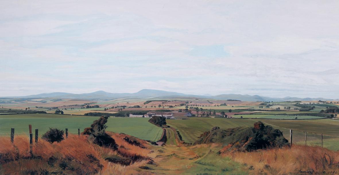 Cheviots Northumberland