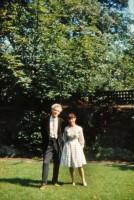 Derwent and Elizabeth on their Wedding Day 1960