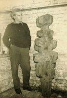 Derwent with Sculpture