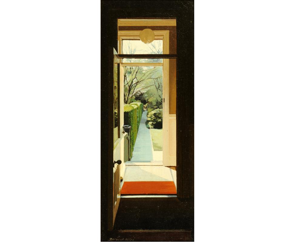 Interior and Garden