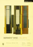 Reliefs Exhibition Poster